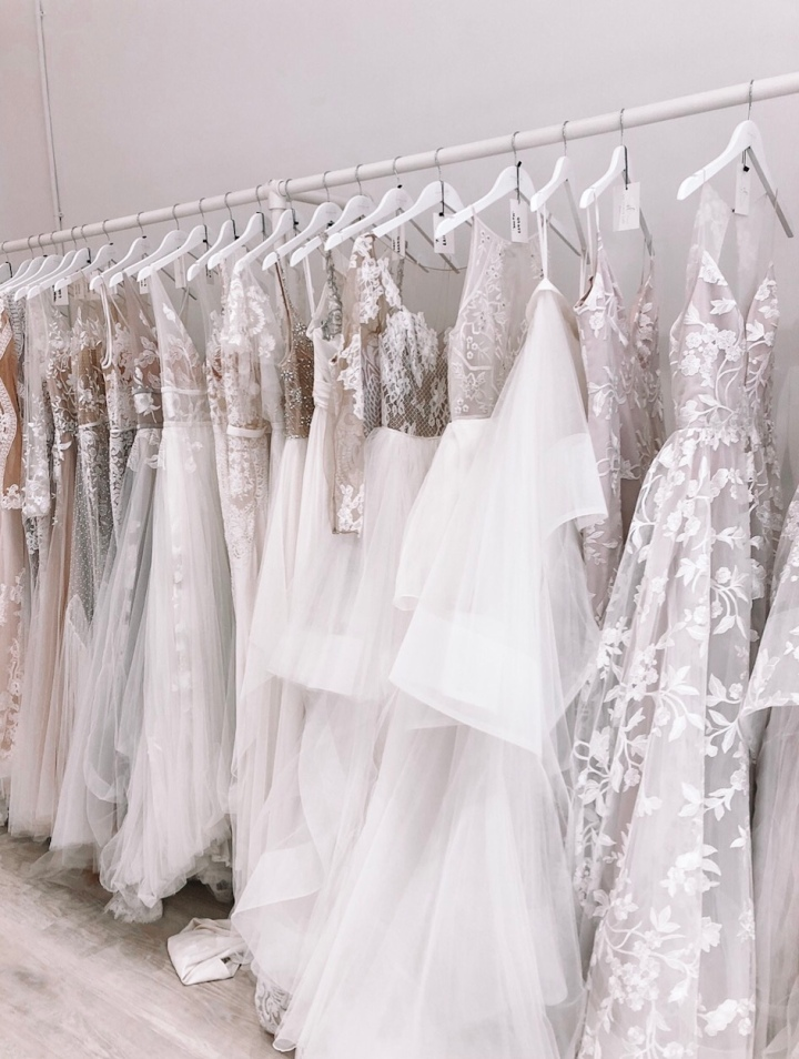 The Wedding Diaries: My favourite bridalboutiques