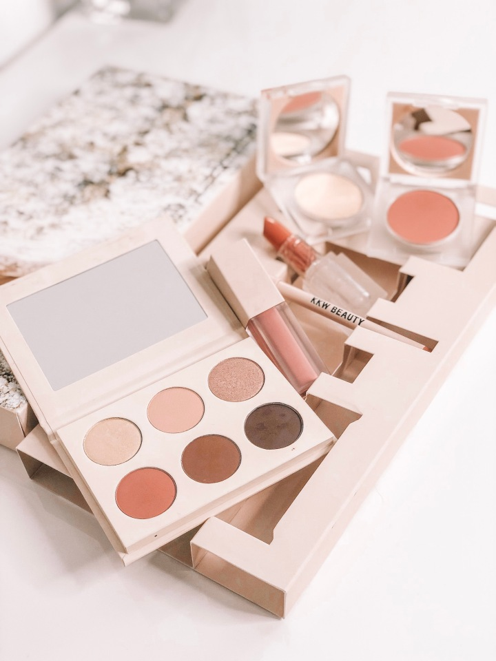Tried and Tested: Mrs. West Collection by KKWBeauty